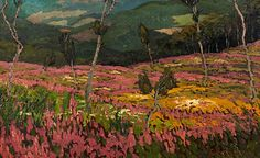 Painted by slovak artist Edmund Gwerk Landscape Paintings, Landscapes, Impressionism Art, Art Inspo, Graphics, Graphic Design, Contemporary, Artist, Outdoor