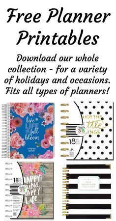 Here's the whole collection of free planner printables currently available on DIY Candy. All of them are at no cost to you for personal use, so please have fun with them! These stickers work with Mambi (Happy Planner), Erin Condren, Day Designer, bullet j To Do Planner, Free Planner, Planner Pages, Planner Ideas, 2015 Planner, Blog Planner, Planner Diy, Planner Inserts, Planner Dividers