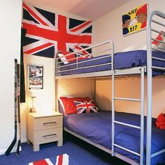 Boys' bedroom designs
