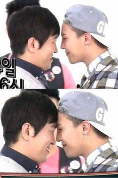 GD & Jung Hyung Don
