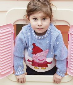 Ravelry: P Is For…Peppa! pattern by Shirley Bradford