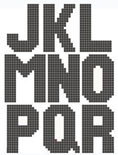 PC letters J-R