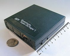 Digital Linear Tape (DLT) (previously called CompacTape) is a magnetic tape data storage technology developed by Digital