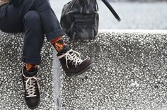If you're still under the impression that socks don't matter, it's time you caught up.
