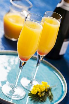 Recette mimosa - Marie Claire