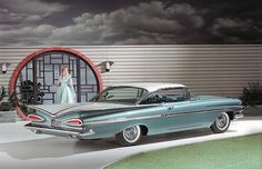 The Complete History of the Chevrolet Impala