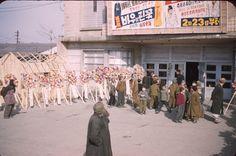 Theatre in Seoul, 1952-'53: unknown