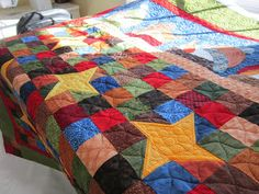 Quilting Is My Bliss: Marilyn's Snowman Quilt