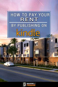 Check out this method to earn $300 per month, every month, by publishing e-books on Amazon Kindle! You don't even need to write the books to make money with Kindle Publishing - easy money, folks!