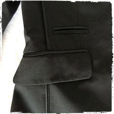 ALL SAINTS SPITALFIELDS BLACK VERY TAILORED JACKET – The Stuff we Love All Saints Spitalfields, Perfect Jeans, Tailored Jacket, Leather Jacket, Jackets, Shirts, Shopping, Black, Tops