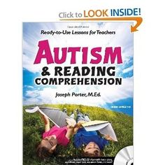 For anyone who works with Autistic children, through homeschool or in the classroom, Joesph Porter has created an extensive set of lessons to help develop reading comprehension. Mr. Porter, who teaches Autistic children in an inner city elementary school in Los Angeles, has developed 90 lessons for grades 1-5.