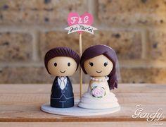 Groom + Bride with side braids  https://www.facebook.com/genefyplayground