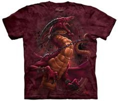 Boutique dragon - Tee shirts The Mountain - Tom Wood