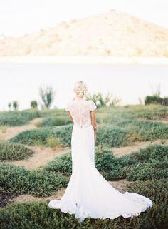 Jenny Packham Gown   Photos by Jen Wojcik