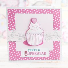 You're a Superstar! Shop the brand new, April Rose Collection CD now at C&C: http://www.createandcraft.tv/pp/serif-april-rose-collection-cd-rom-349944?p=1 #cardmaking #papercraft