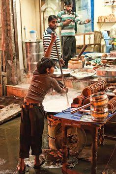 Street Food in India #Expo2015 #Milan #WorldsFair