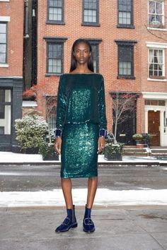 Givenchy Pre-fall 2014 Lookbook (Givenchy)