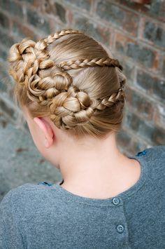 our take on this hairdo      http://pinterest.com/pin/155593978/
