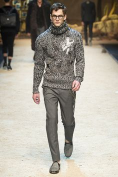 Dolce & Gabbana Fall 2016 Menswear Collection Photos - Vogue