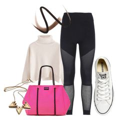 """""""Untitled #2021"""" by social-outcast-16 on Polyvore featuring adidas, Converse, Victoria Sport and Burberry"""