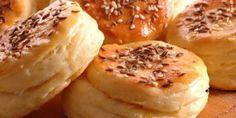 Bistro u starej mamy - recepty, rady a chute života: Zemiakové pagáče so syrom High Sugar, Russian Recipes, Cantaloupe, Mashed Potatoes, Biscuits, Bread, Cheese, Baking, Fruit