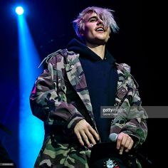 Justin Bieber performs with J Balvin his new latin remix of 'Sorry,' at Calibash 2016 at Staples Center on January 24, 2016 in Los Angeles, California.