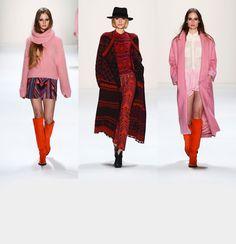 Fashion Week in Berlin: Lala Berlin zeigt viel Rosarot.