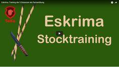 Eskrima - Training der 3 Distanzen als Partnerübung