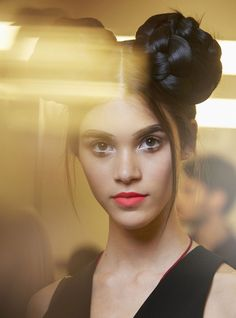 Le défilé Chanel croisière 2016, côté beauté 7