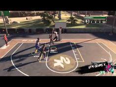 NBA 2k15 MyPark - Dominating Noobs