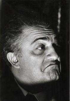 Pierre Boulat - Frederico Fellini