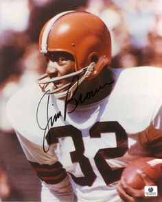 JIM BROWN   RB  Cleveland