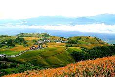 Mt. Sixty Stones , Hualian . #Taiwan 花蓮縣 六十石山