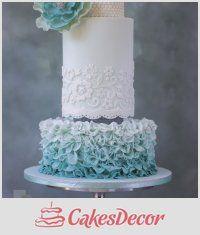 CakesDecor Thème: Gâteaux de mariage - Troisième partie - CakesDecor