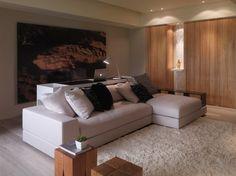 Apartamento elegante e neutro