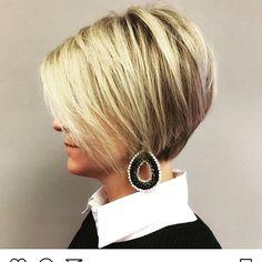 #hair #shorthair #blondehair