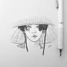 Art Drawings Sketches Simple, Kpop Drawings, Pencil Art Drawings, Arte Sketchbook, Agust D, Bts Chibi, Wow Art, Sketch Painting, Kpop Fanart