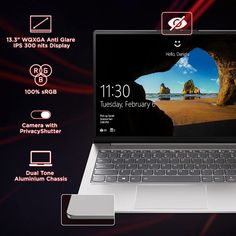 Lenovo ThinkBook 13s 20V9A05FIH with 11th Gen Intel Core i7 launched in India 3