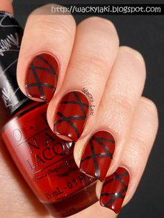 Wacky Laki: Fashion Inspired: Red Ankle Boots... Red Ankle Boots, Cute Nail Designs, Short Nails, Cute Nails, Health And Beauty, Nail Polish, Abstract Designs, Nail Art, Style Inspiration