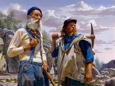 *California miners...Alfredo Rodriguez(1954)
