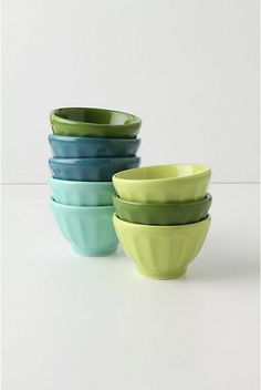 somewhere i have 4 of these sweet anthro bowls...they're just waiting for my new kitchen!