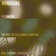 Painting Kryptek Mandrake