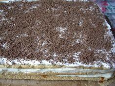 Dorothy Sweet: Prajitura cu foi si zahar ars Tiramisu, Caramel, Bacon, Ice Cream, Cakes, Sweet, Ethnic Recipes, Desserts, Food