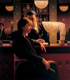 Jack Vettriano Cocktails and broken hearts painting is available for sale; this Jack Vettriano Cocktails and broken hearts art Painting is at a discount of off. Jack Vettriano, Pinup, The Singing Butler, Twenty First Birthday, Edward Hopper, Great Paintings, Modern Paintings, Pulp Art, Romanticism