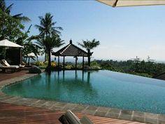 Vakantiehuis Indonesië, Bali, Lovina, Landgoed met wijds zeezicht; Villa Gayatri