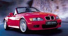 Car - BMW Z3 Roadster