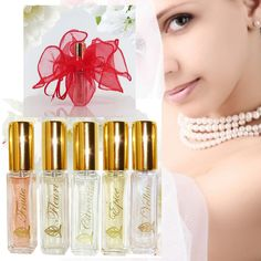 Wedding  Favors Unique Women's Perfume Bridesmaids Gift, Natural Fragrance Oils, Florencia Collection Life is Beautiful, Purse Travel Spray. - pinned by pin4etsy.com