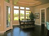 New Construction - mediterranean - family room - cincinnati - by CBWS New Homes & Land