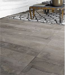Provenza Ceramiche - In-Essence - Love this tile floor that looks like wood