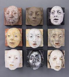 керамика глазурь скульптура